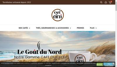 Site internet de Comptoir du Lys