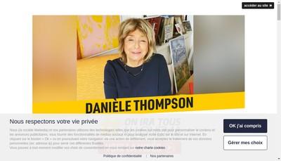 Site internet de Cine Thouars