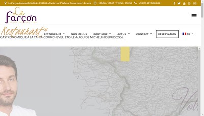 Site internet de Le Farcon