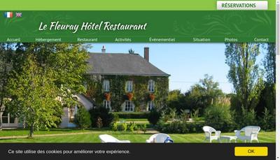 Site internet de Le Fleuray