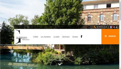 Site internet de Le Germinal