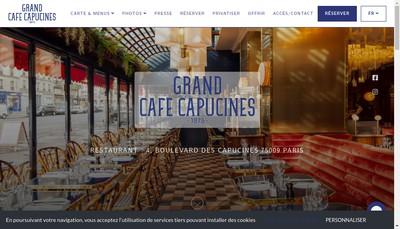 Site internet de 4 Boulevard des Capucines Lge