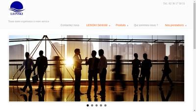 Site internet de Leinski