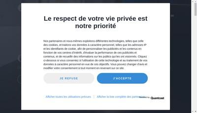 Site internet de Le Labo Coworking