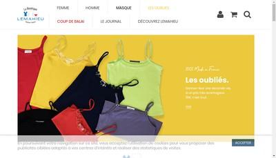 Site internet de Achel
