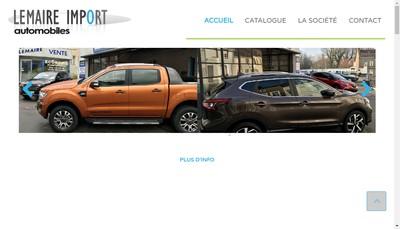 Site internet de So No Lem