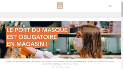 Site internet de Le Marche de Leopold
