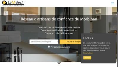 Site internet de Lemetre Fr SAS