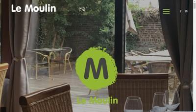 Site internet de Le Moulin