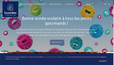 Site internet de SARL Choc Eclat
