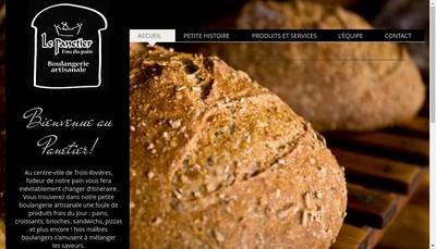 Site internet de Le Panetier