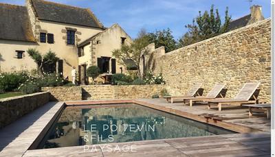 Site internet de Le Poitevin & Fils Paysage