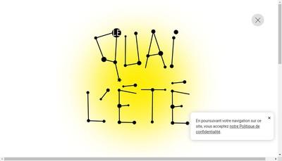 Site internet de Le Quai - Cdn