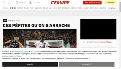 Site internet de Editions Prolongations