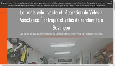 Site internet de Lerelaisvelo