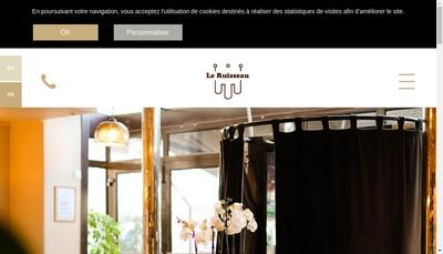 Site internet de Le Ruisseau