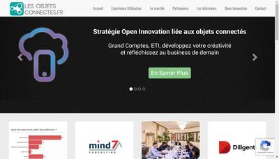 Site internet de Sacha Communication