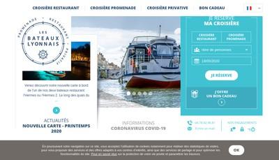 Site internet de Navig Inter