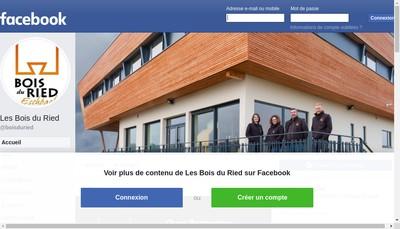Site internet de Les Bois du Ried