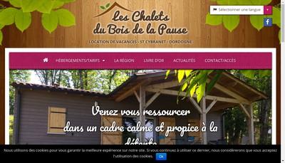 Site internet de Jerome Pecal