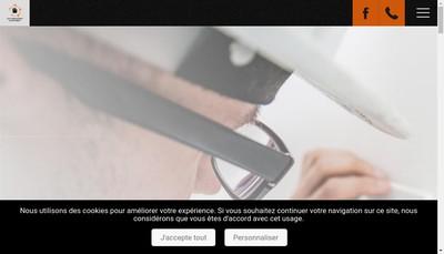 Site internet de Les Compagnons du Batiment