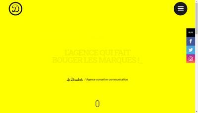Site internet de Les Dissidents