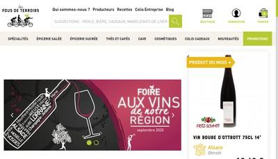 Site internet de Clair de Lorraine