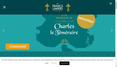 Site internet de Les Francs Limiers