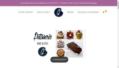 Site internet de Les Gasteliers