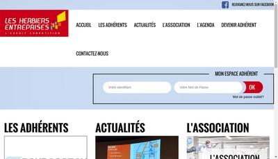 Site internet de Pacory Creche