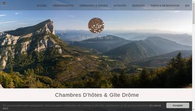 Site internet de Les Nuits du Taris