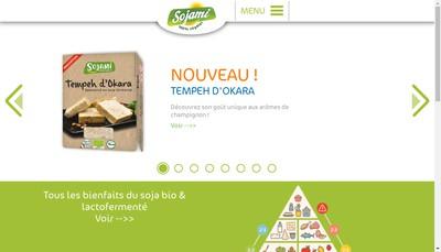 Site internet de Le Sojami