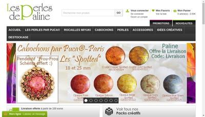 Site internet de Pascale Beccaria