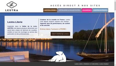 Site internet de Lestra