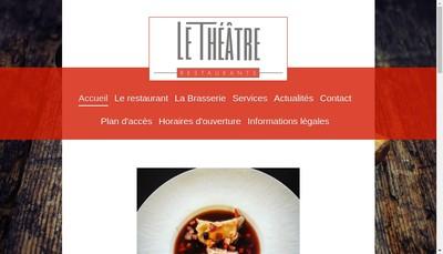 Site internet de SARL les Restaurants du Monde