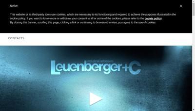 Site internet de Leuenberger France