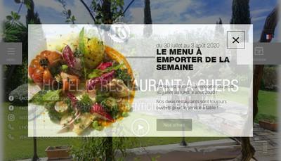 Site internet de Le Verger des Kouros