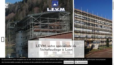Site internet de Levm SE