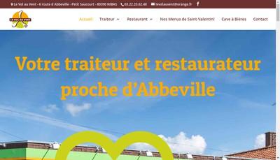 Site internet de Le Vol au Vent