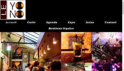 Site internet de Le Yono