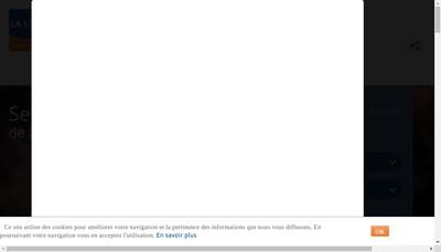Site internet de Ligue Nationale Contre le Cancer