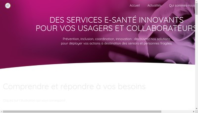 Site internet de Easy2Dev