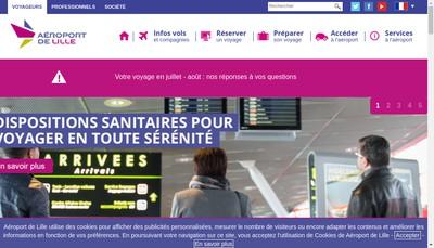 Site internet de Sogarel SAS