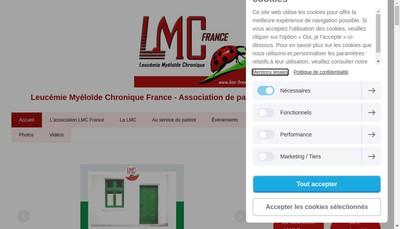 Site internet de Lmc France