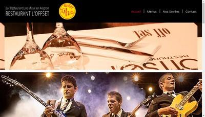 Site internet de L'Offset
