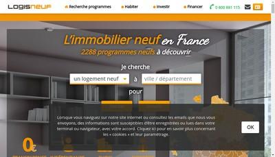 Site internet de C Invest