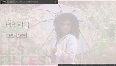 Site internet de Un Certain Regard
