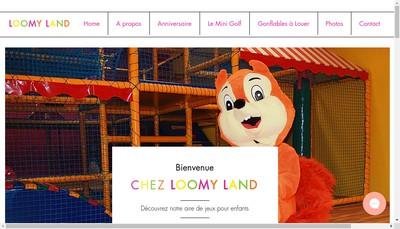 Site internet de Loomy Land