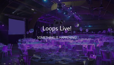 Site internet de Loops