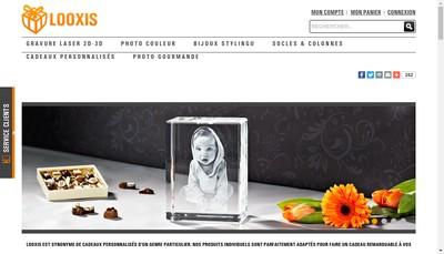 Site internet de Looxis France